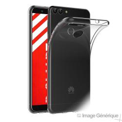 Coque Silicone Transparente pour Huawei P Smart