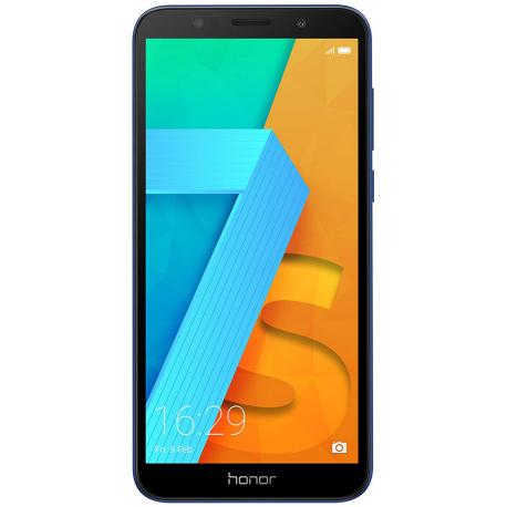 Huawei Honor 7S - Double Sim - 16 Go, 2 Go RAM - Bleu