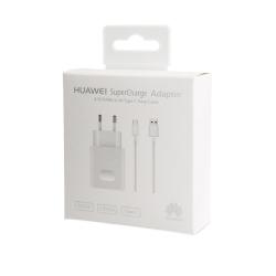 Huawei AP-81 - Chargeur Complet (Adaptateur Secteur USB 2A, Câble USB Type-C 1m) - Original, Blister