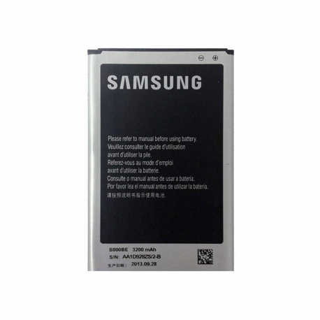 Batterie d'origine Pour Samsung N9000 / N9005 Galaxy Note 3 (Original)