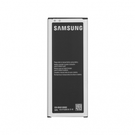 Batterie d'origine Pour Samsung SM-N910 Galaxy Note 4 (Original)