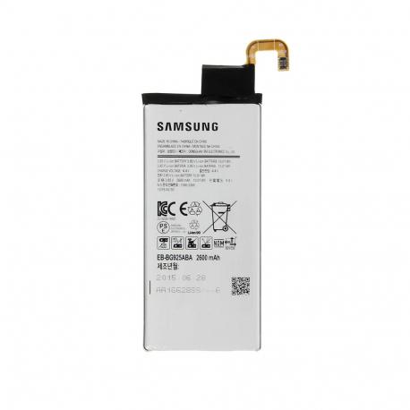 Batterie d'origine Pour Samsung SM-G925 Galaxy S6 Edge (Original, Modèle EB-BG925ABA)