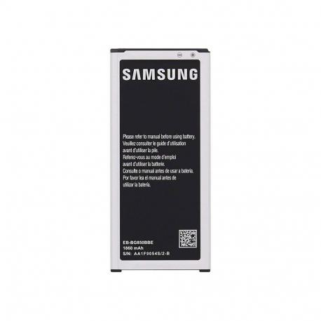 Batterie d'origine Pour Samsung SM-G850F Galaxy Alpha (Original, Modèle EB-BG850BBEC)