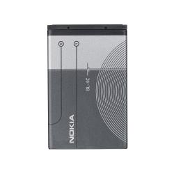 Batterie d'origine Pour Nokia 2650/2652/5100/6100/6101/6103/6125/6131/6136/6170/6260/7200/7270/6300 (Original, Modèle BL-4C)
