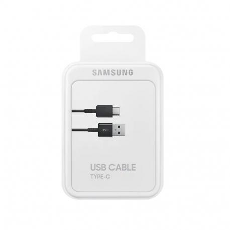 Samsung EP-DG930IBEG - Câble USB Type-C - 1.5m - Recharge rapide - Noir (Emballage Originale)