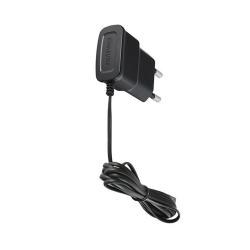Samsung ETA0U10EBECSTD - Chargeur de Voyage - Adaptateur 0.7A & Câble Micro USB Intégré - Noir (Emballage Originale)