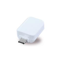 Samsung GH96-09728A - Adaptateur OTG USB / Micro USB - Blanc (En Vrac)