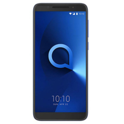 Alcatel 3 5052D - Double Sim - Bleu
