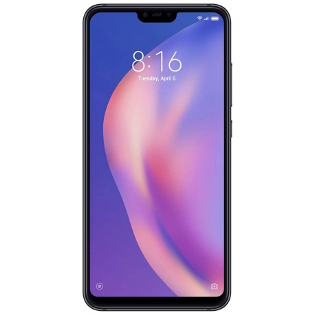 Xiaomi Mi 8 - Double Sim - 64Go, 6Go RAM - Noir