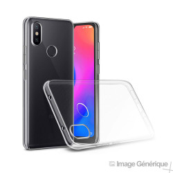 Coque Silicone Transparente pour Xiaomi Redmi 6 Pro / Mi A2 Lite