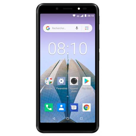 Konrow City 55 - Android 8.1 - 3G - Écran 5.34'' - 8Go, 1Go RAM - Noir