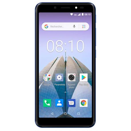Konrow City 55 - Android 8.1 - 3G - Écran 5.34'' - 8Go, 1Go RAM - Bleu