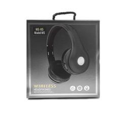 Casque Bluetooth Stereo avec Micro MS-K5 - Noir