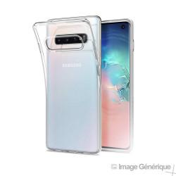 Coque Silicone Transparente pour Samsung Galaxy S10