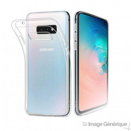 Coque Silicone Transparente pour Samsung Galaxy S10e