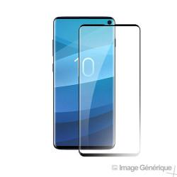 Verre Trempé Intégral Pour Samsung Galaxy S10 (9H, 5D) - Noir