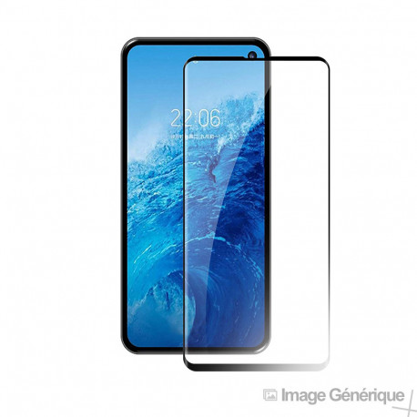 Verre Trempé Intégral Pour Samsung Galaxy S10e (9H, 5D) - Noir