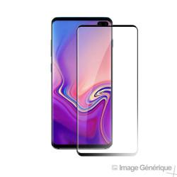 Verre Trempé Intégral Pour Samsung Galaxy S10 Plus (9H, 5D) - Noir