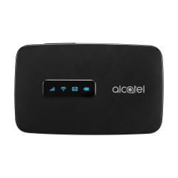 Alcatel MW40V - Routeur Mobile 4G Link Zone - Noir (Pocket Wifi)