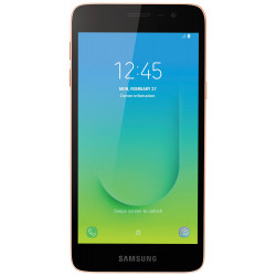 Samsung J260F/DS Galaxy J2 Core (2018) - 8Go, 1 Go RAM - Double Sim - Or