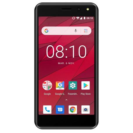 Konrow Easy 5 - Android 8.1 - 4G - Écran 5'' - Double Sim - 8Go, 1Go RAM - Noir