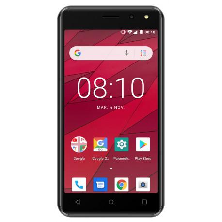 Konrow Easy 5 - Android 8.1 - 4G - Écran 5'' - Double Sim - 8Go, 1Go RAM - Gris