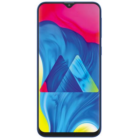 Samsung M105F/DS Galaxy M10 - 32Go, 3Go de RAM - Double Sim - Bleu