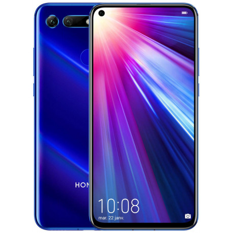 Huawei Honor View 20 - Double Sim - 128 Go, 6 Go RAM - Bleu