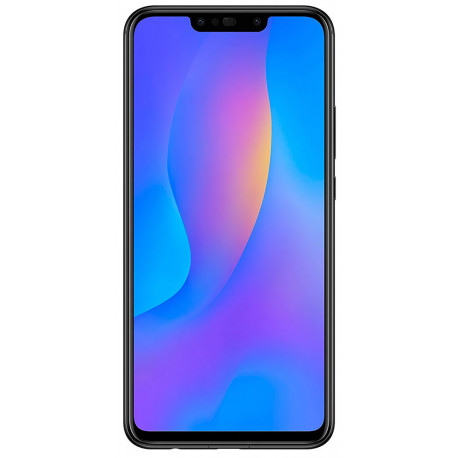 Huawei P Smart Plus 2019 - Double SIM - 64Go, 4Go RAM - Noir