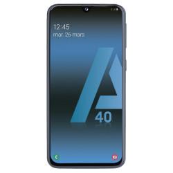 Samsung Galaxy A40 - Double Sim - 64Go, 4Go RAM - Noir