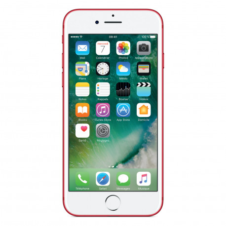 Iphone 7 Plus 256Go Rouge - Relifemobile Grade A+