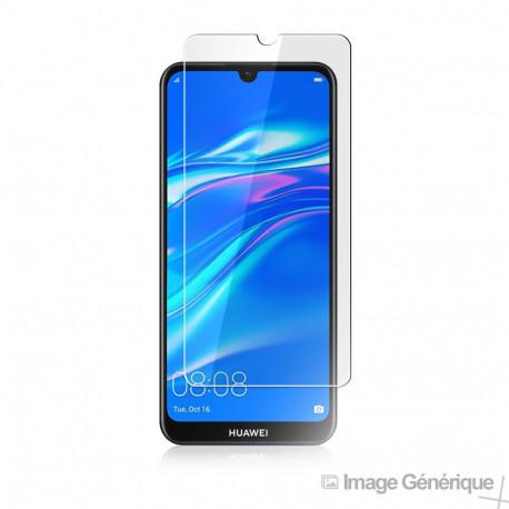 Verre Trempé Pour Huawei Y7 2019 (9H, 0.33mm)
