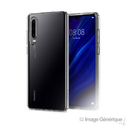 Coque Silicone Transparente pour Huawei P30