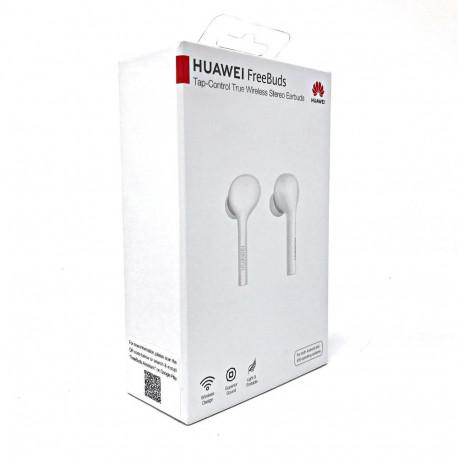 Huawei FreeBuds Lite écouteurs sans fil (Bluetooth) - Blanc Céramique