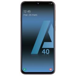 Samsung A405FN/DS Galaxy A40 - Double Sim - 64Go, 4Go RAM - Corail