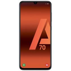 Samsung A705FN/DS Galaxy A70 - Double Sim - 128Go, 6Go RAM - Noir