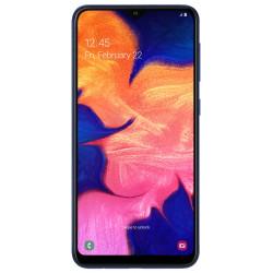 Samsung A105F Galaxy A10 - Double Sim - 32Go, 2Go RAM - Bleu (Version NON Garantie*)