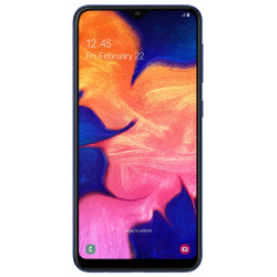Samsung A105F Galaxy A10 - Double Sim - 32Go, 2Go RAM - Bleu