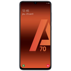 Samsung A705FN/DS Galaxy A70 - Double Sim - 128Go, 6Go RAM - Blanc