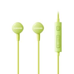 Samsung EO-HS1303BE - Écouteurs Intra-Auriculaire - Prise Jack 3.5 - Télécommande - Vert (Emballage Originale)