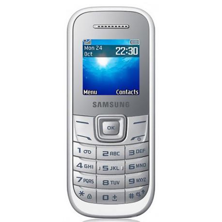 Samsung E1205 Keystone 2 Blanc
