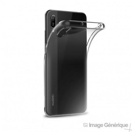 Coque Silicone Transparente pour Huawei Y6 2019