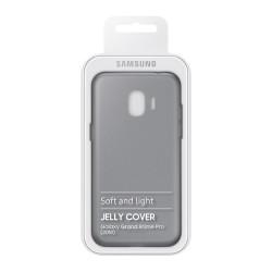 Coque de Protection Souple Officiel pour Samsung Galaxy J2 (2018) - Noir
