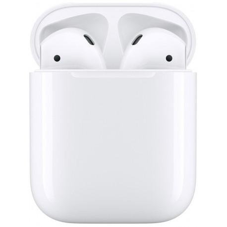Apple AirPods 2 écouteurs sans fil (Bluetooth) - Blanc