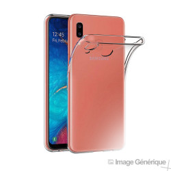 Coque Silicone Transparente pour Samsung Galaxy A20