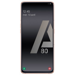 Samsung Galaxy A80 - Double Sim - 128Go, 8Go RAM - Or