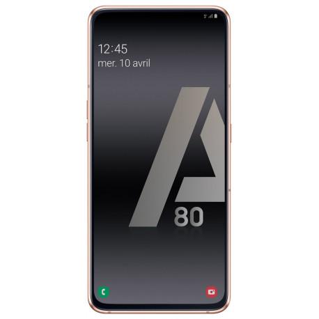 Samsung A805FN/DS Galaxy A80 - Double Sim - 128Go, 8Go RAM - Or