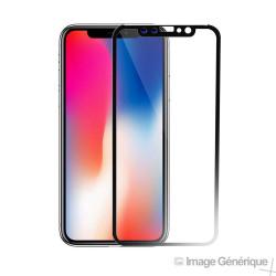 Verre Trempé Intégral Pour iPhone XR - Noir