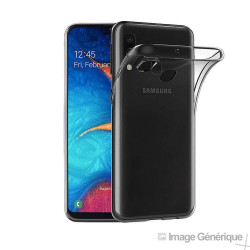 Coque Silicone Transparente pour Samsung Galaxy A20e