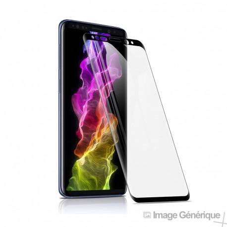 Verre Trempé Pour Samsung Galaxy S9 Plus -Noir